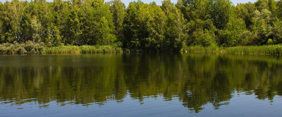 lake in belarus