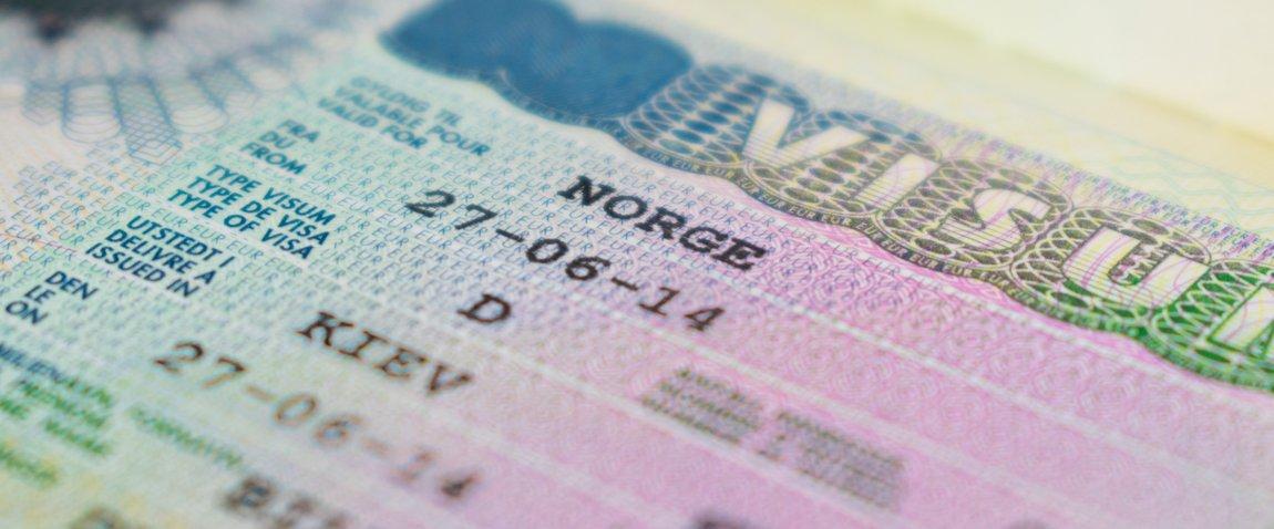 norwegian schengen visa