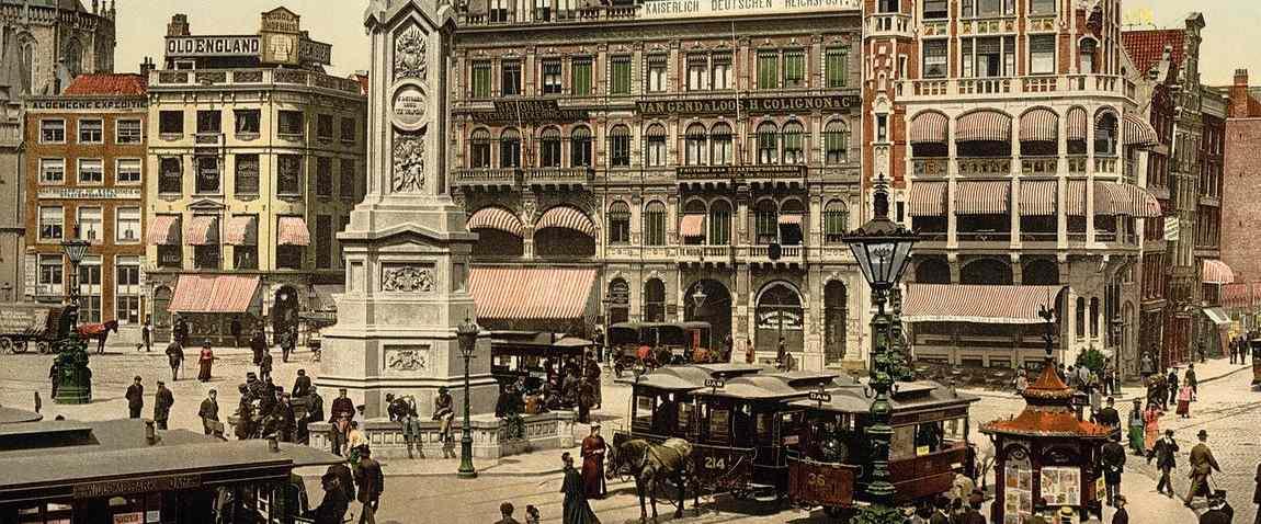 old amsterdam architecture