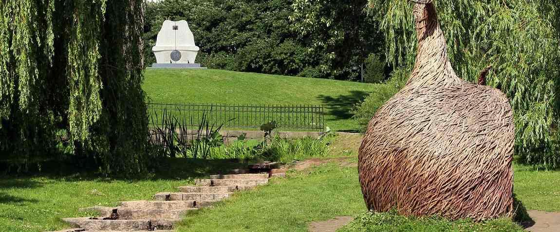 botanical garden of oslo