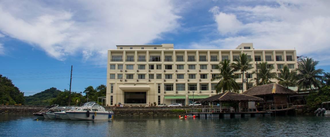 palau vacatiom hotel