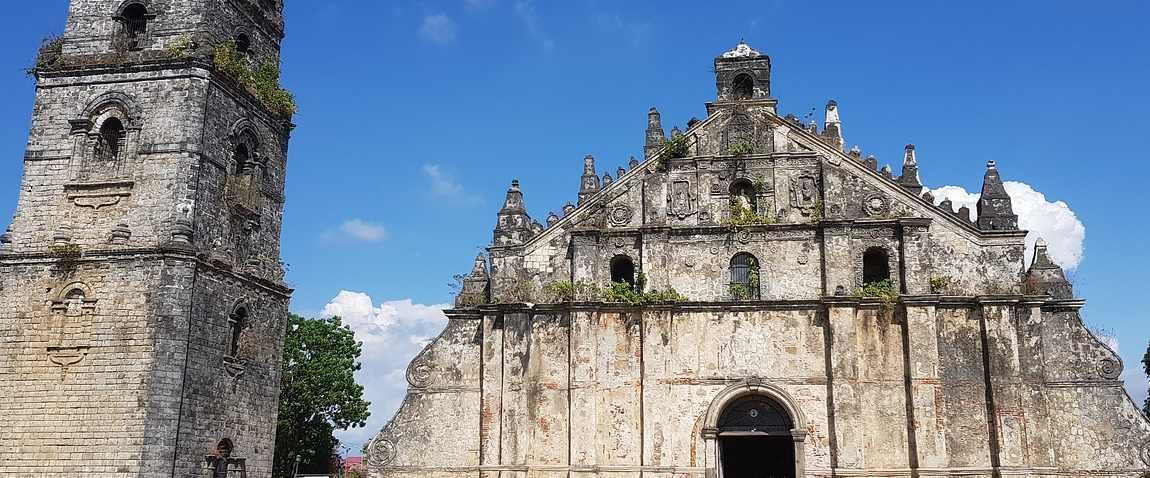 paoay church ilocos