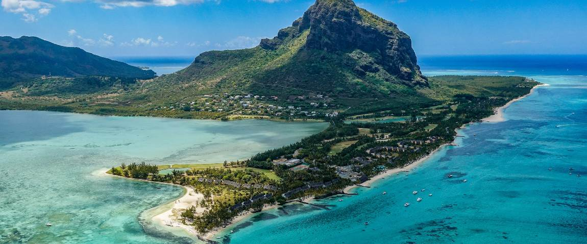 paradis beachcomber golf resort