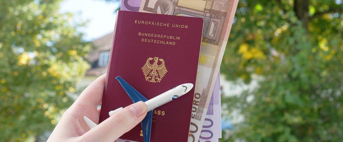 pasport puteshestvie dollar viza