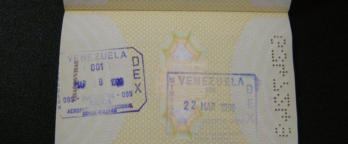 pasport viza shtamp