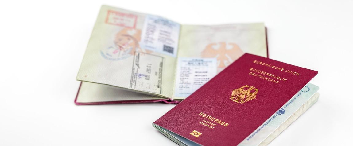 germany passports