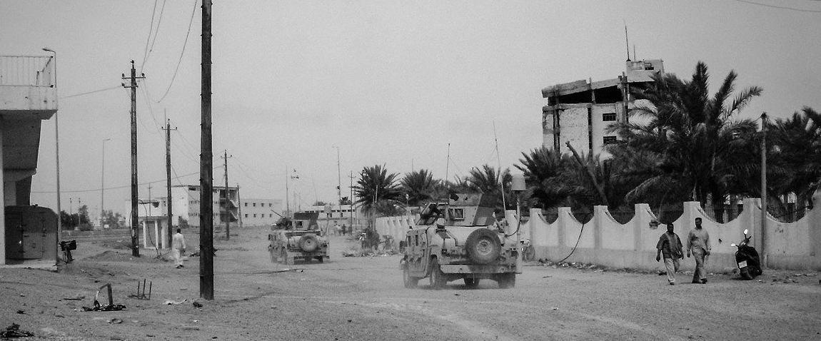 iraq street