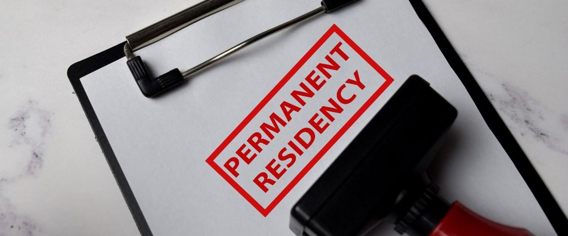 permanent residency
