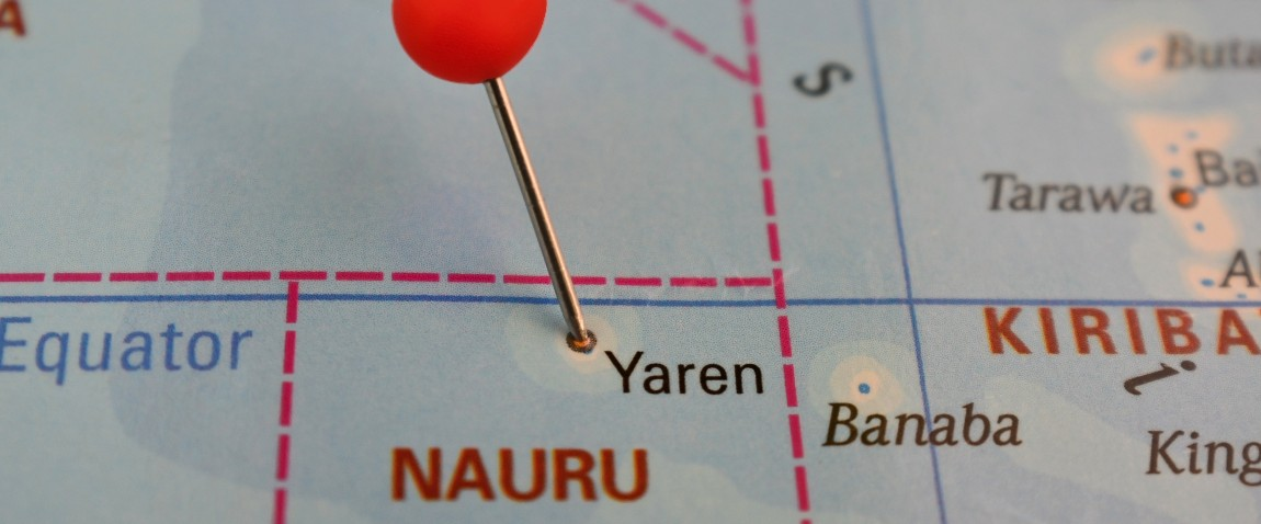 yaren on the map