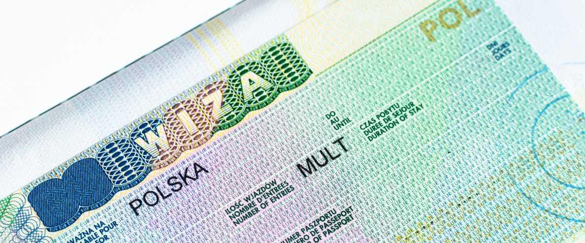 polska visa