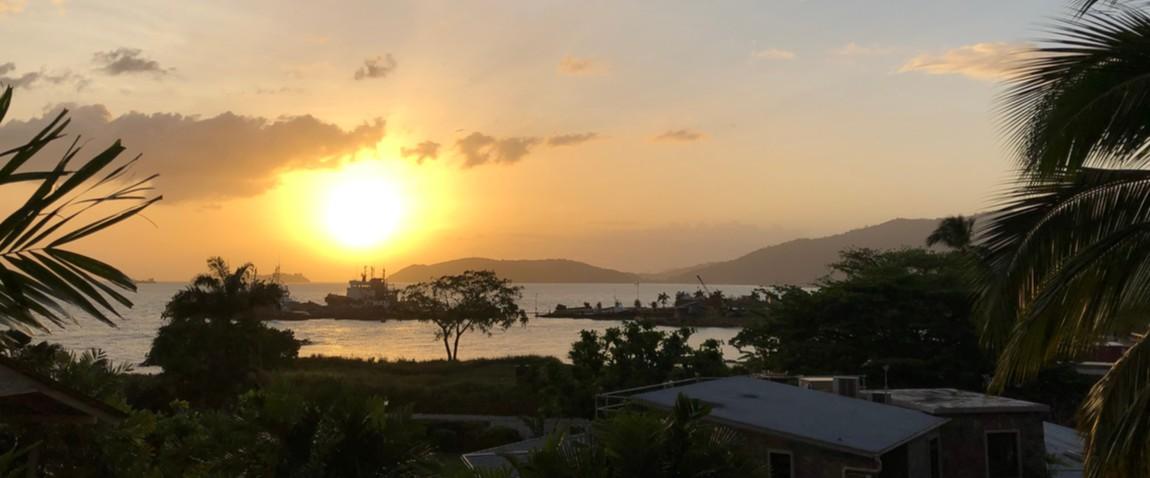 trinidad and tobago port