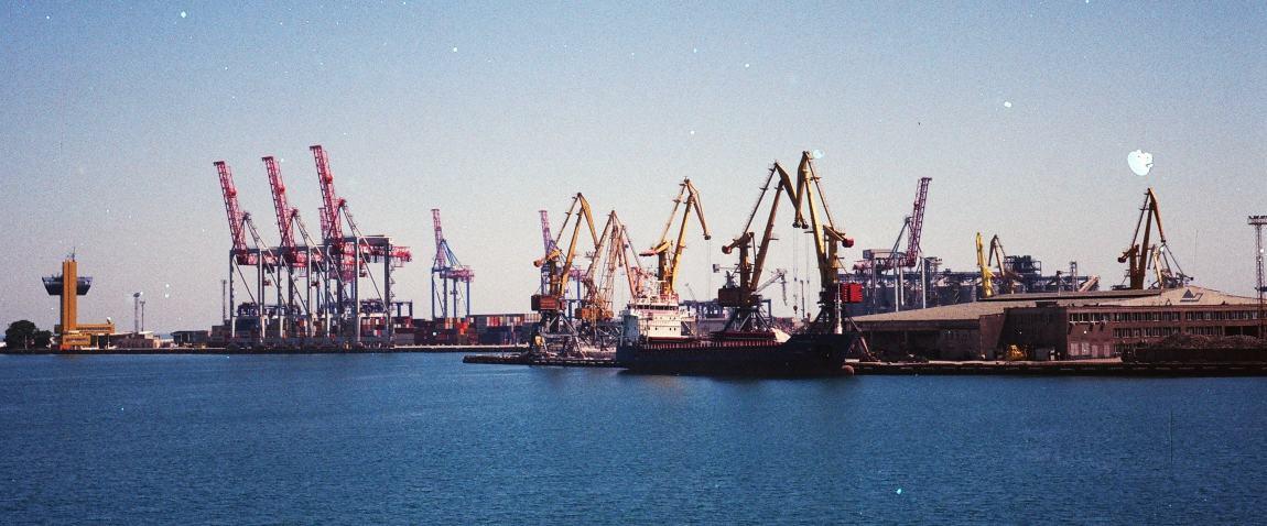 Port v Odesse