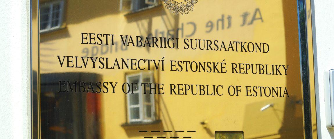 posolstvo v estoniyi
