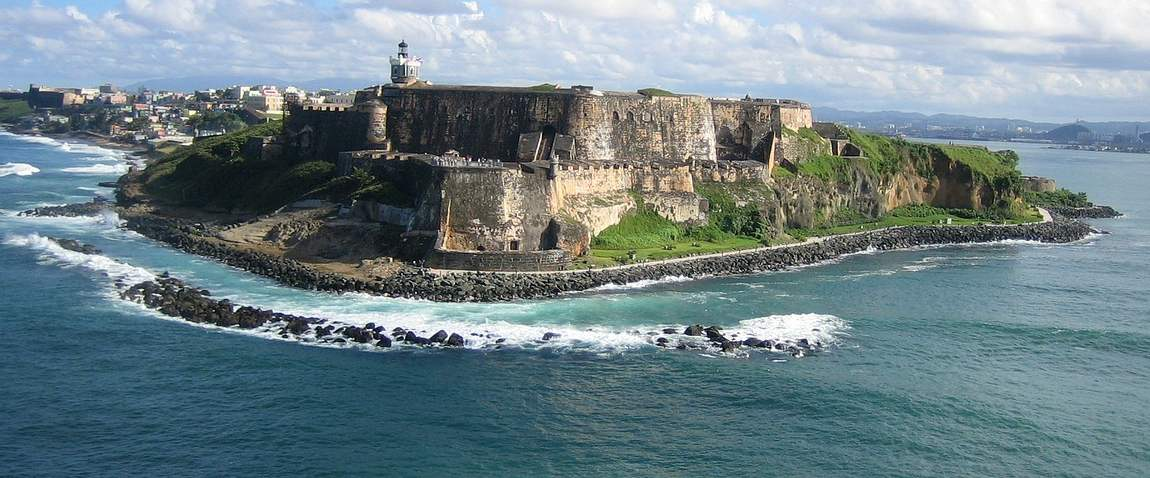 puerto rico view