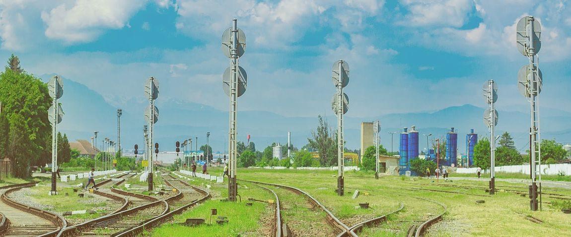 railway in kazakhstan
