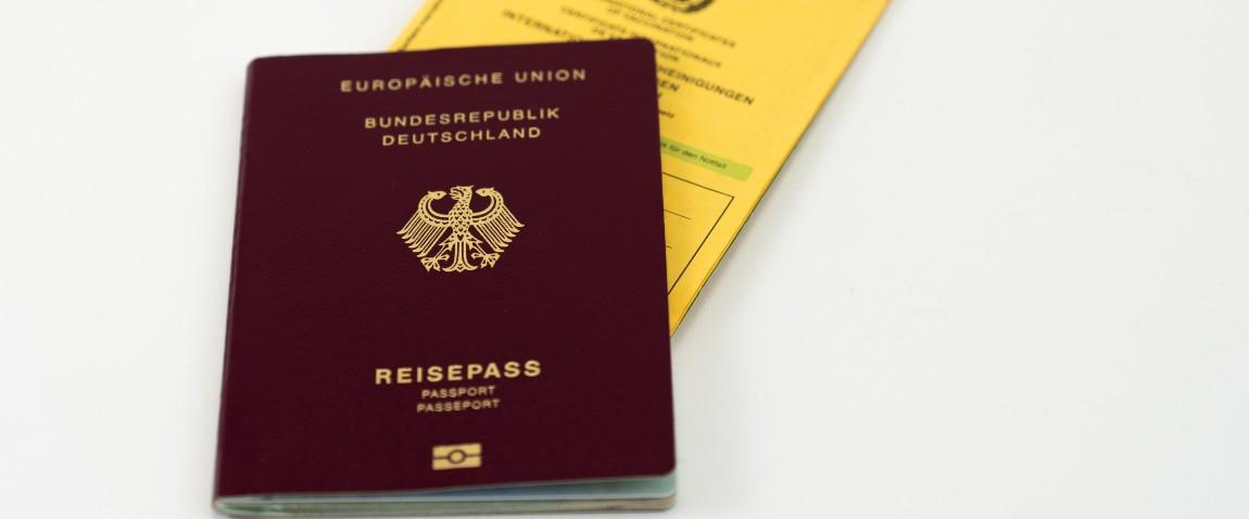 red passeport