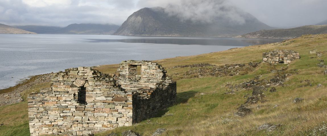 viking ruins in greenland