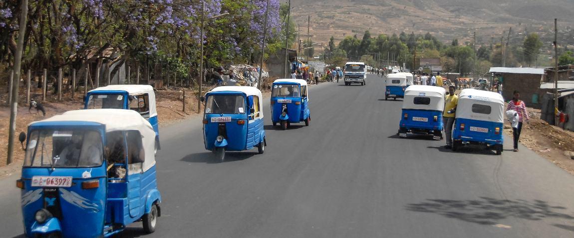 ethiopia traffic