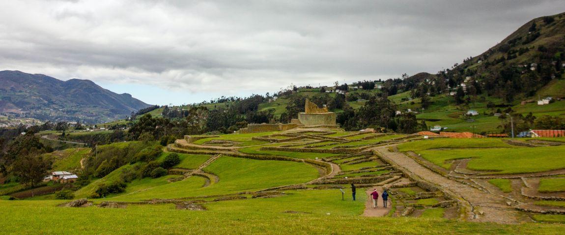 ruins of ingapirca