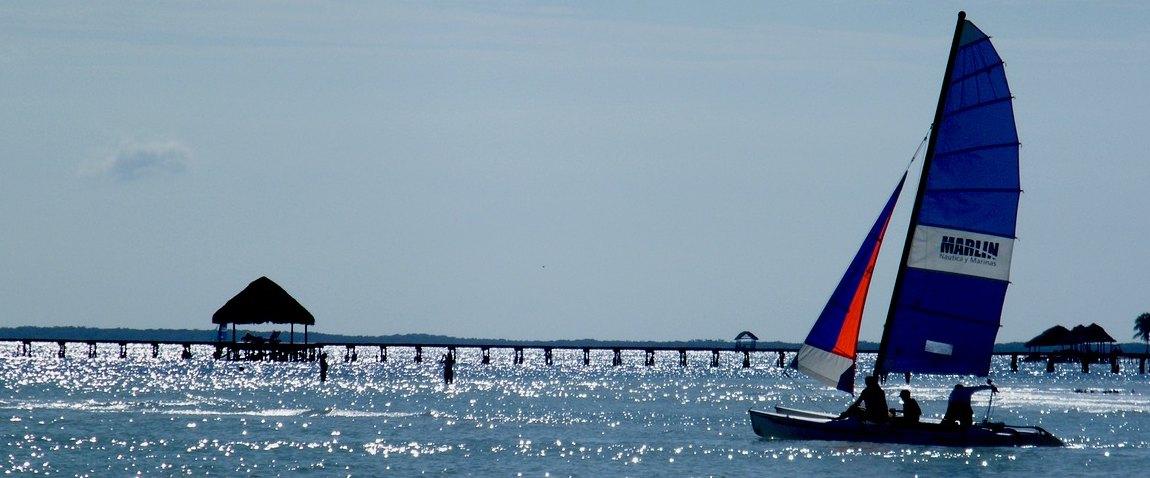 sailing cuba boat