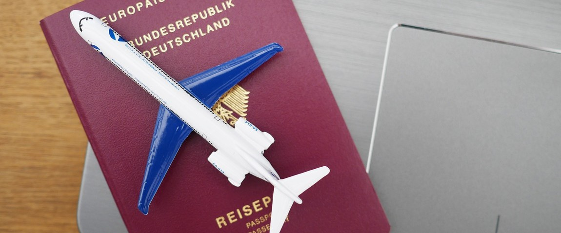 samolet na pasporte