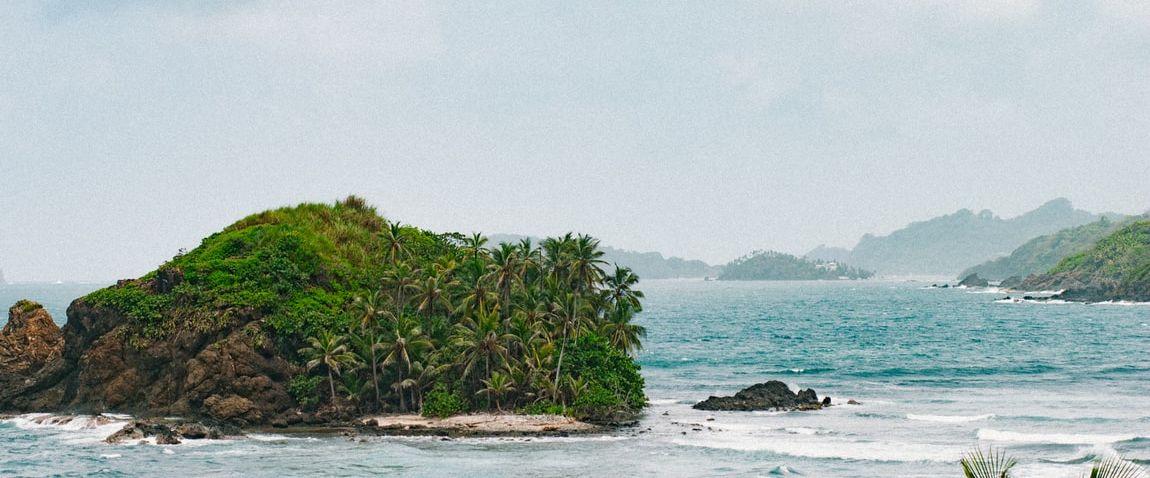 san-blas ostrova