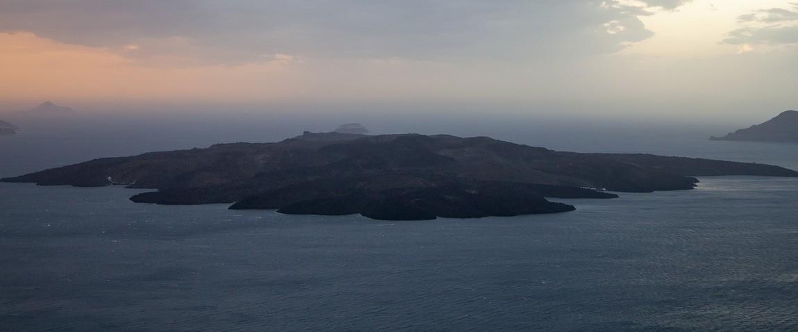 firasia island volcano