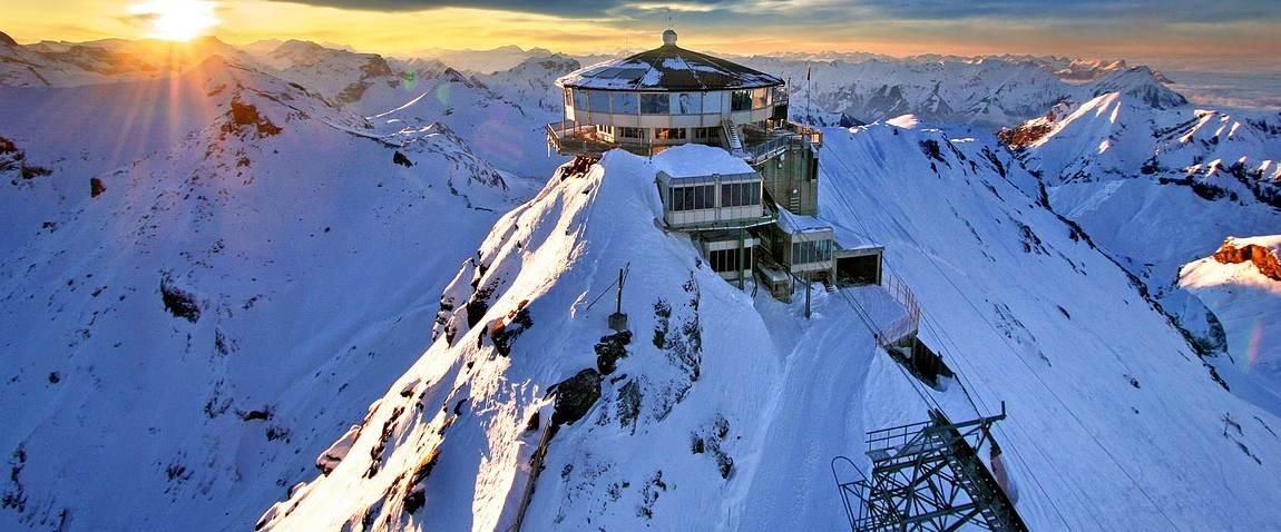schilthorn mountain