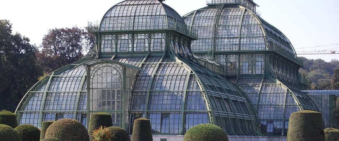 schonbrunn architecture