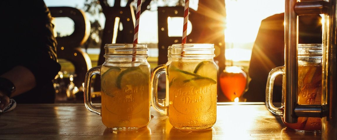 seaside cool drinks