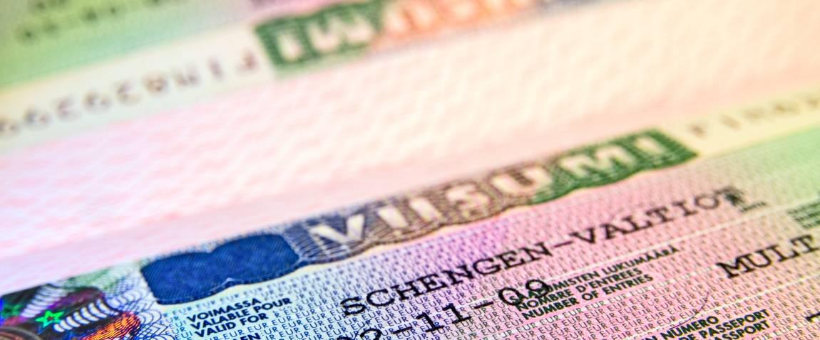 shengen visa from