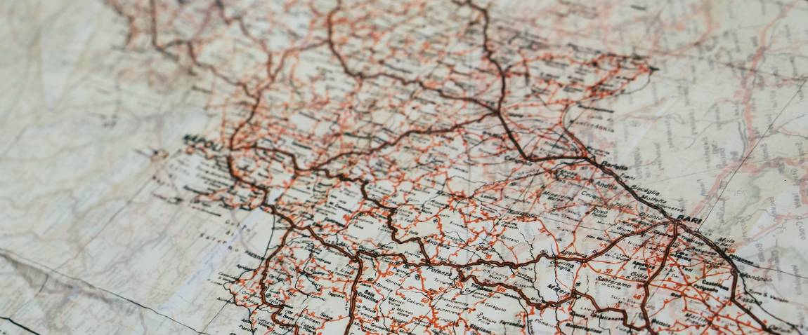 sint eustatius and saba map