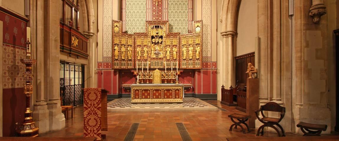 st benets church