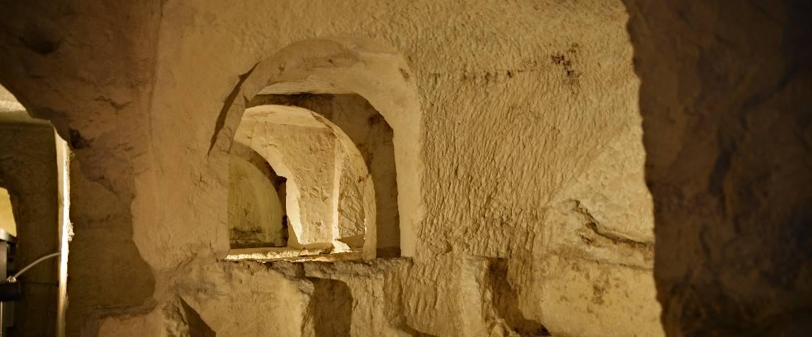 st pauls catacombs