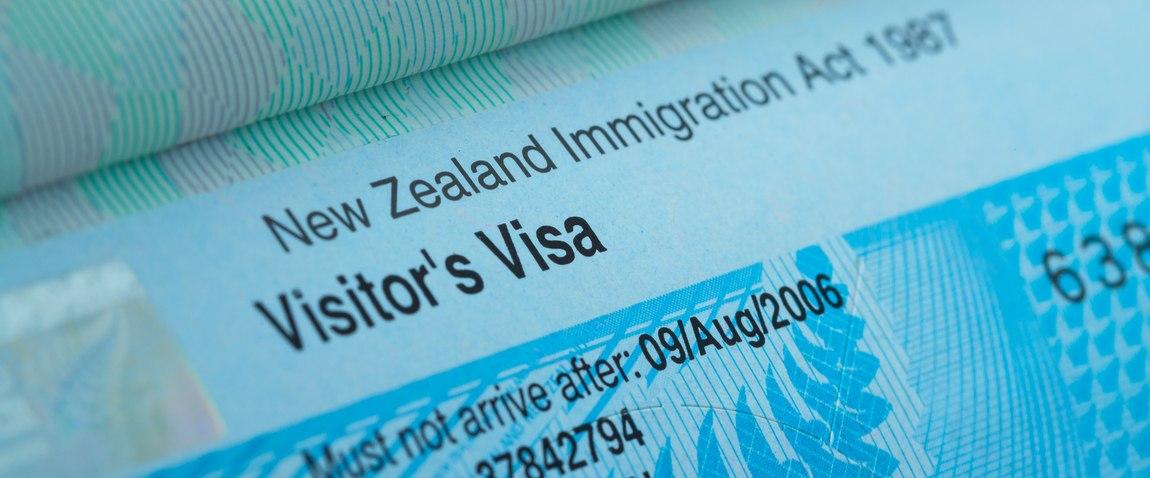 new zealand visitor visa