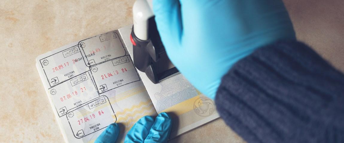 stamping ukraine visa