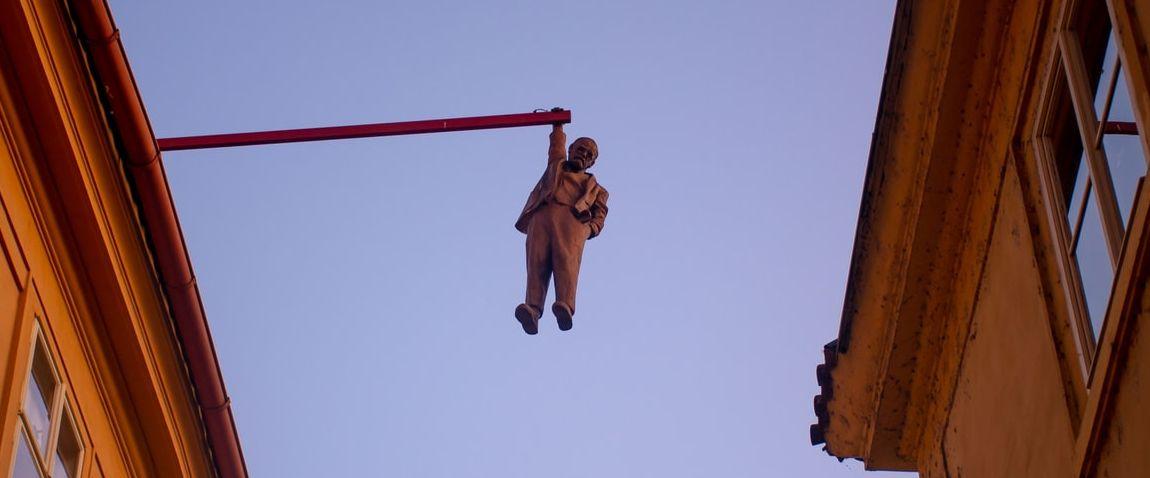 statue of hangman
