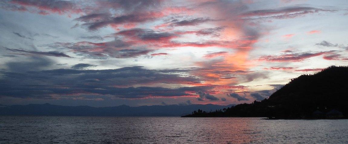 sea in Rwanda