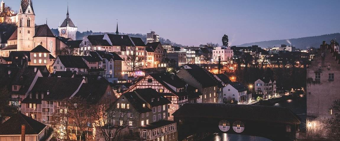 switzerland historic center