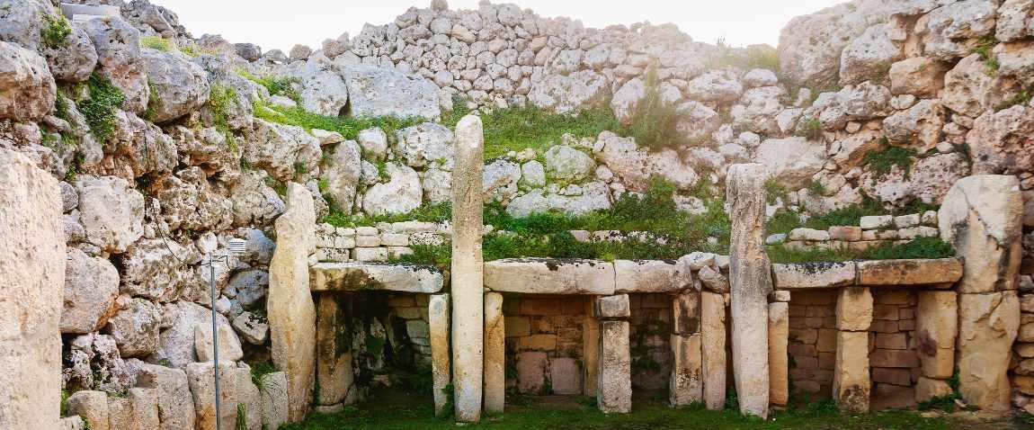 temple complex of ggantija