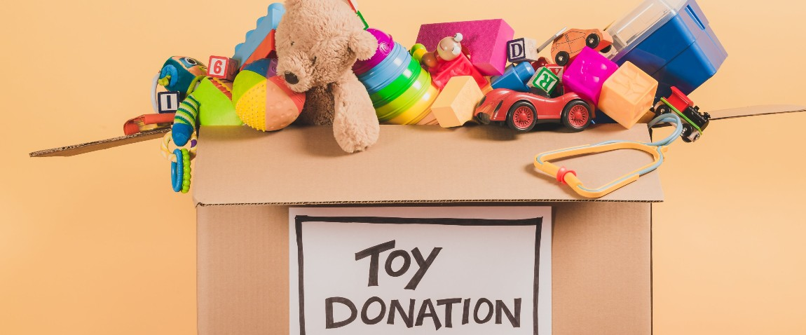 toy charity
