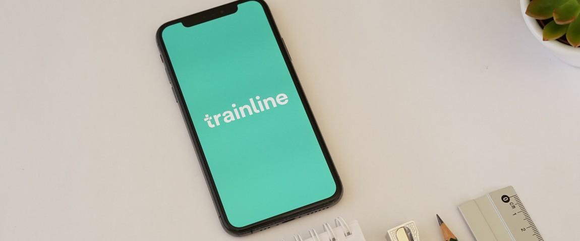 trainline iphone app