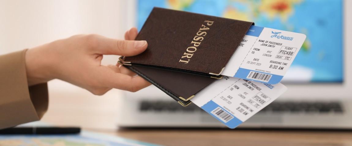 giving passport