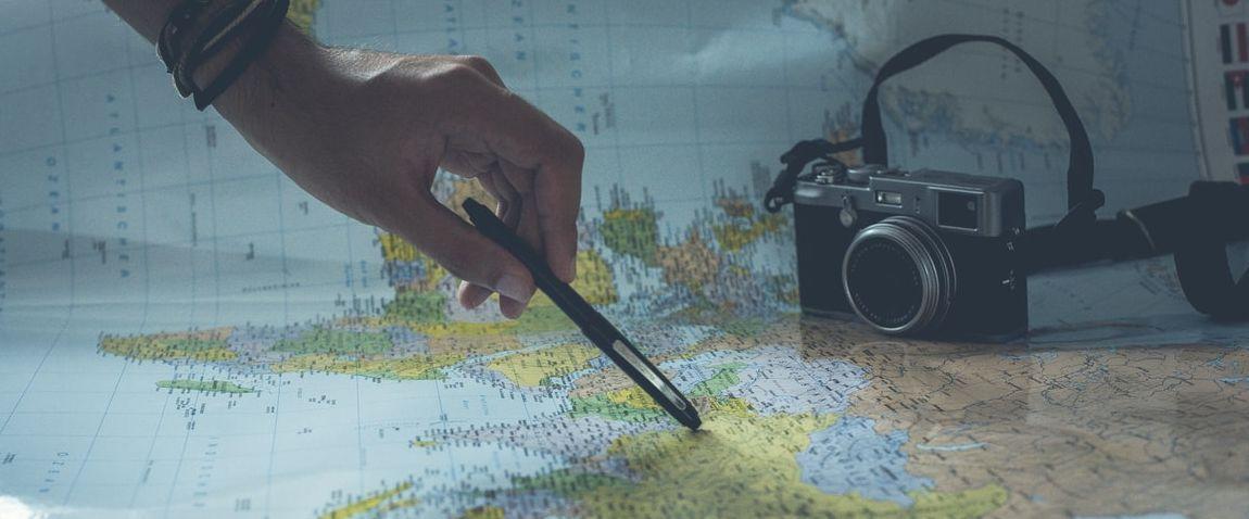 travel planning procedure