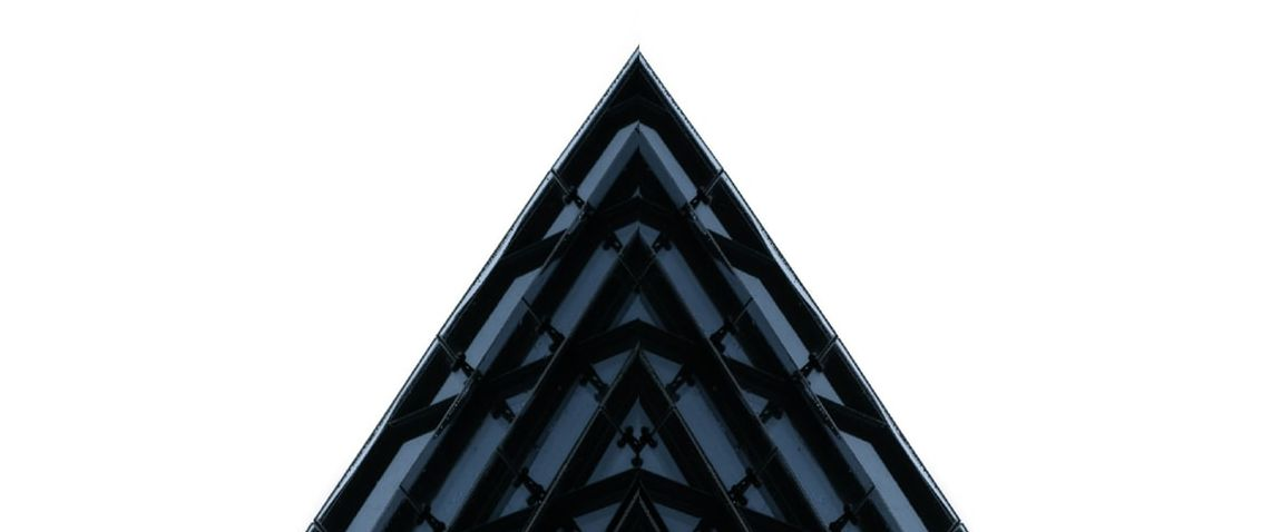 triangle building