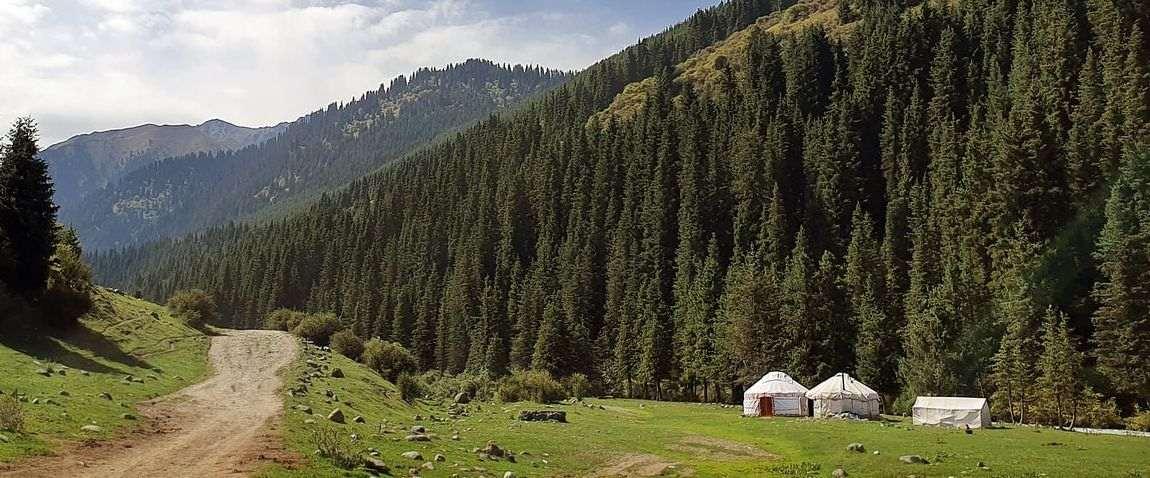 nature of turkmenistan