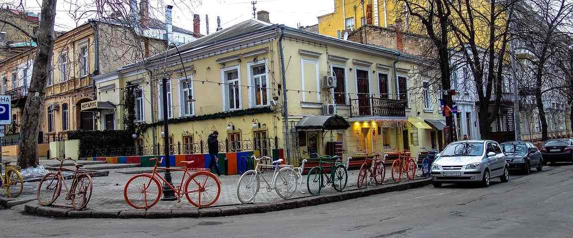Deribasovskaya ulica