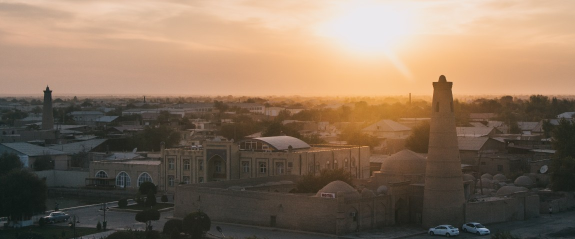 capital of uzbekistan