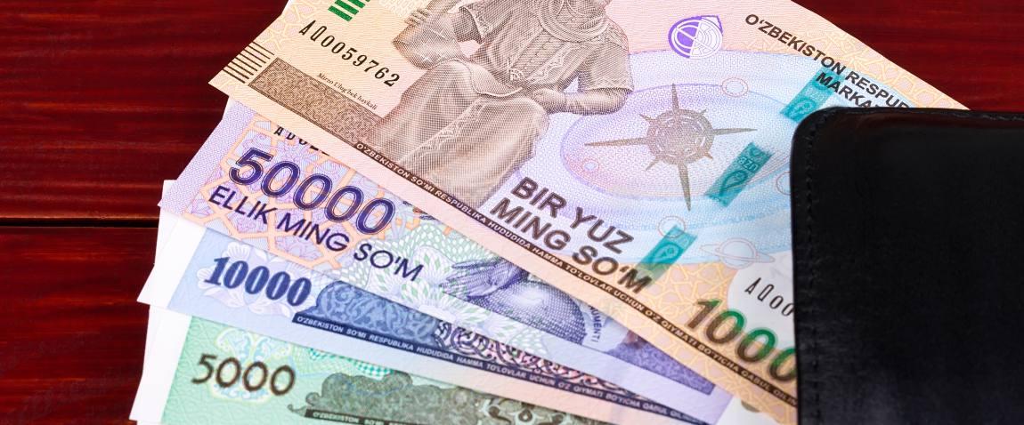 uzbekistan money
