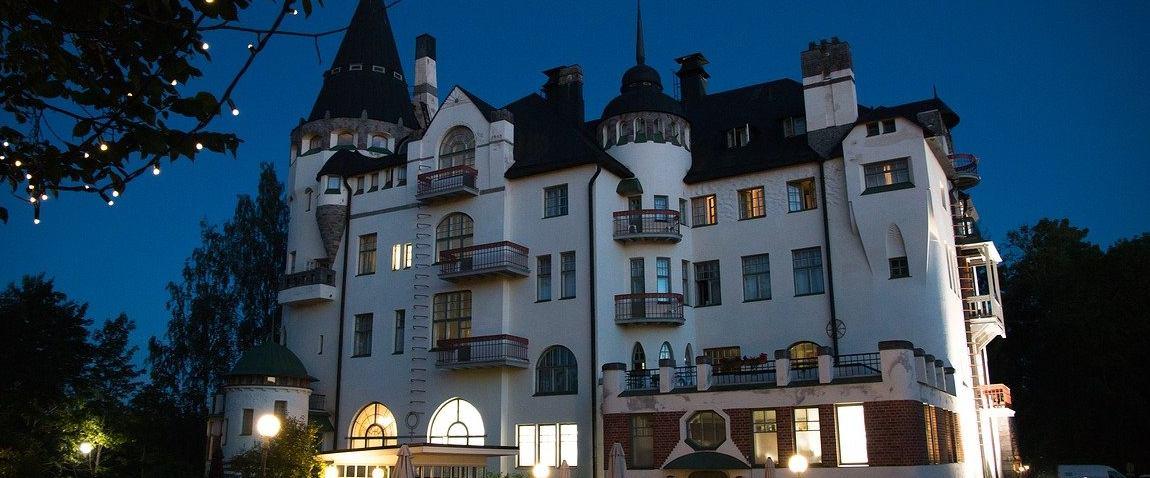 valtionhotelli castle hotel